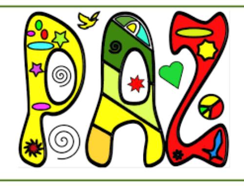 Celebaración del Día de la Paz 2.021