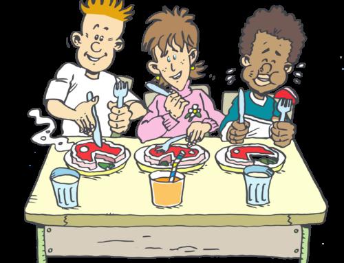 Menús de mayo del Comedor Escolar