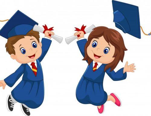 Graduación de nuestro alumnado de 6º de Primaria