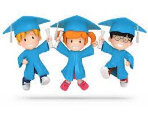 Graduación de nuestros peques de 5 años