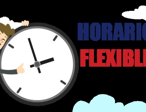 Flexibilización horaria los días 10, 13 y 14 de septiembre